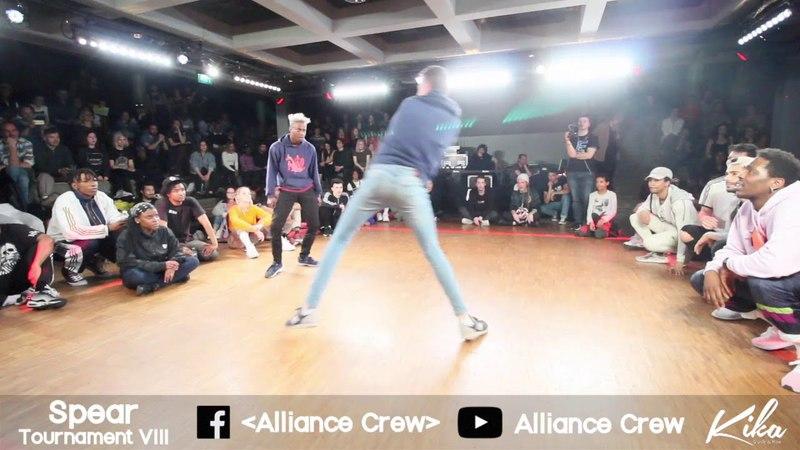 SPEAR TOURNAMENT VIII - Poule A - Yoda (Alliance Crew) vs Firzo ( C4 Electro)