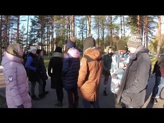 Видео от 7-го отряда,  Аничков лицей. Зимняя смена 3-D -aktiv