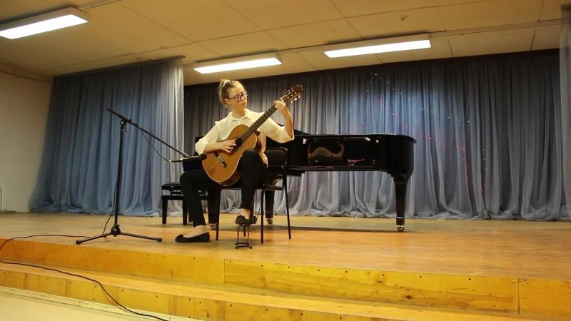 Елена Караева, 4 класс, 23.12.2015