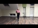 Choreo Chasovskikh DaryaHigh Heels