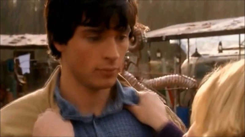 Smallville-я супермен