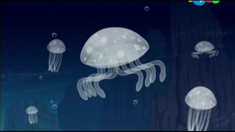 Юху и его друзья 39. Подводная лодка Руди