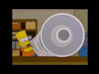 Барт Симпсон - ДИМОООН!!!