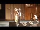 Песня великого кота Базилио и прекрасной лисы Алисы. Макс Орех и Дарья Шаталина Дом Кино. 12.04.2018