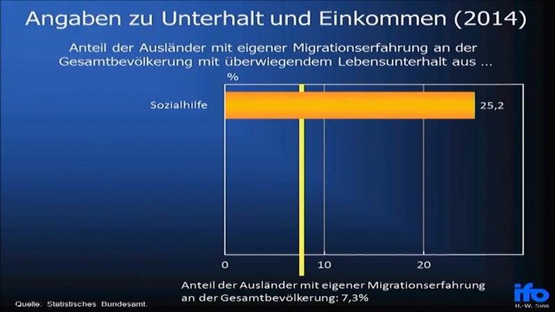 Was kostet ein Flüchtling wirklich_ Die Generationenrechnung - Hans-Werner Sinn - YouTube (720p)