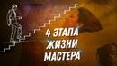 4 этапа жизни мастера Перерождение или смерть в Санкт Петербурге ДВИК