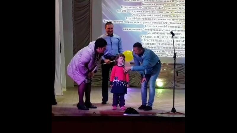 Диана Голицына концерт Аликово Анжела_живи