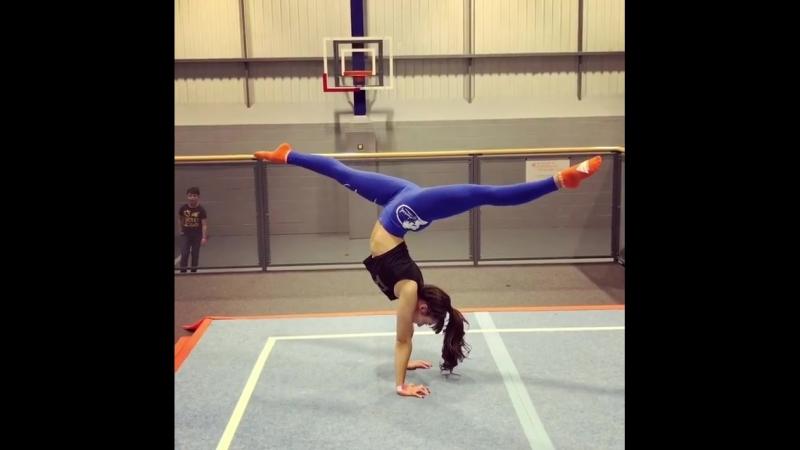 SLs Leah 💕 Gymnast 🤸🏽 34