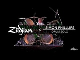 Simon Phillips - DRUM SOLO - 2017 UK Drum Show