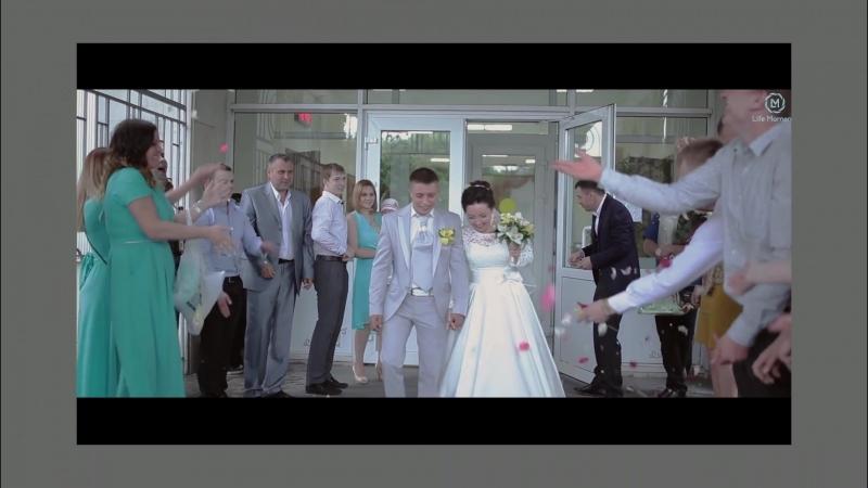 Нежная история любви! Хотите быть в главных ролях – не упустите возможность заказать свадебную видеосъемку в нашей студии.