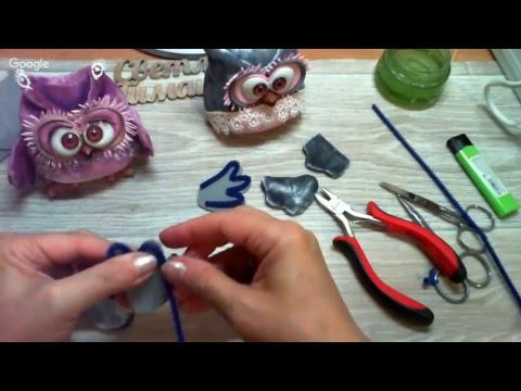 МК Светланы Тимашовой Совушка-сова
