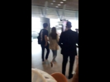 180608 JENNIE @ Charles de Gaulle Airport (Paris, France) to Incheon (Korea)