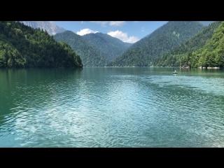 Купание на озере «Рица» по всем вопросам пишите или звоните по номеру 89181023207