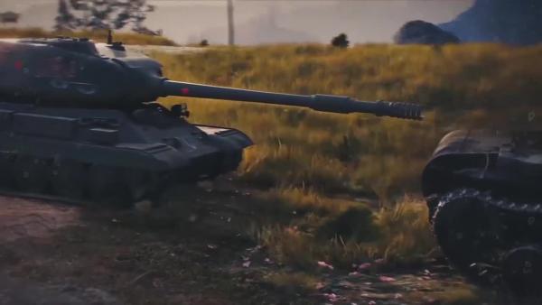 World of Tanks - Объект 701 - предшественник ИС-4 ( Замена СТ 1) - Нужен ли в игре?