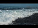 Море Черное, Адлер. пляж совхоза Россия