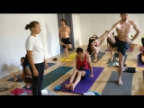 YogaSpace._Ashtanga_yoga._Mysore_class._Today._8_00_A.M_01.07.18mp4