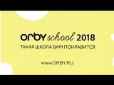 Orby - school 2018