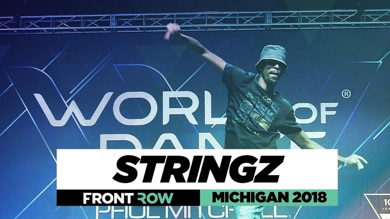 Stringz | FrontRow | World of Dance Michigan 2018 | WODMI18 | Danceproject.info