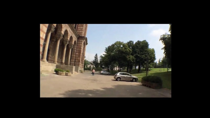 A Walk in Belgrade (private property video)