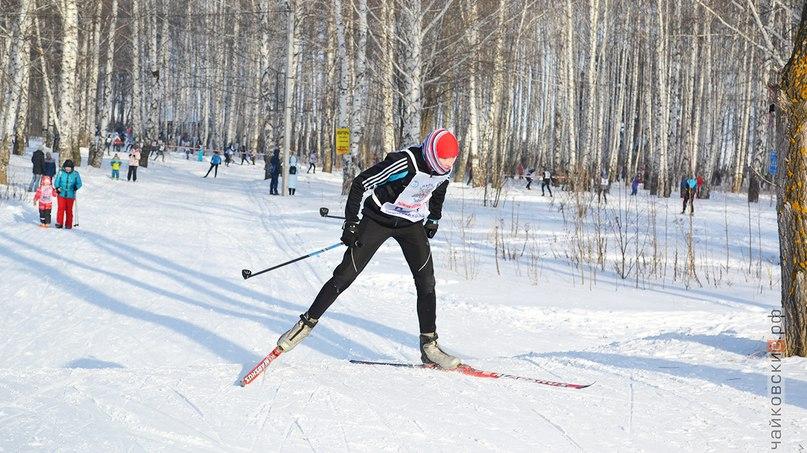 лыжня россии, Чайковский, 2018 год