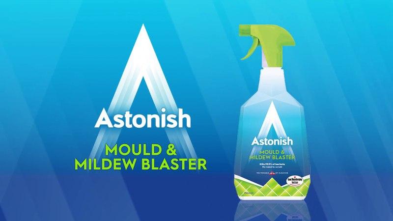 Astonish Mould Mildew Blaster