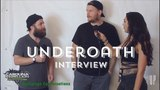 Interview with Tim &amp Chris of UNDEROATH at Carolina Rebellion 2018 Backstage Conversations
