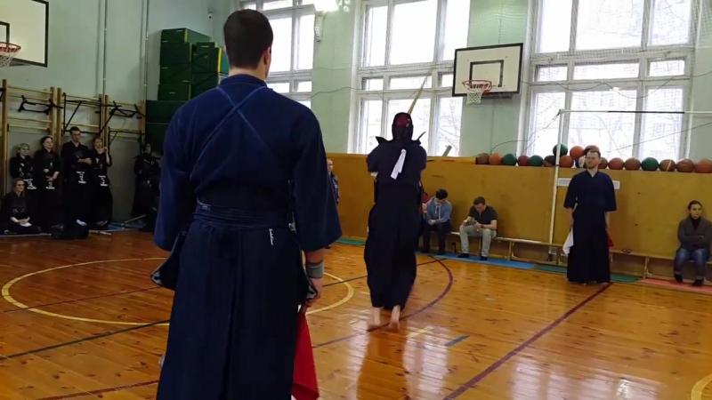 35-й Командный Турнир по Кендо Клуба «Сёгун» (35 КТК) (2)