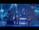Recital Alex Calancea Band Finala Eurovision România 2018