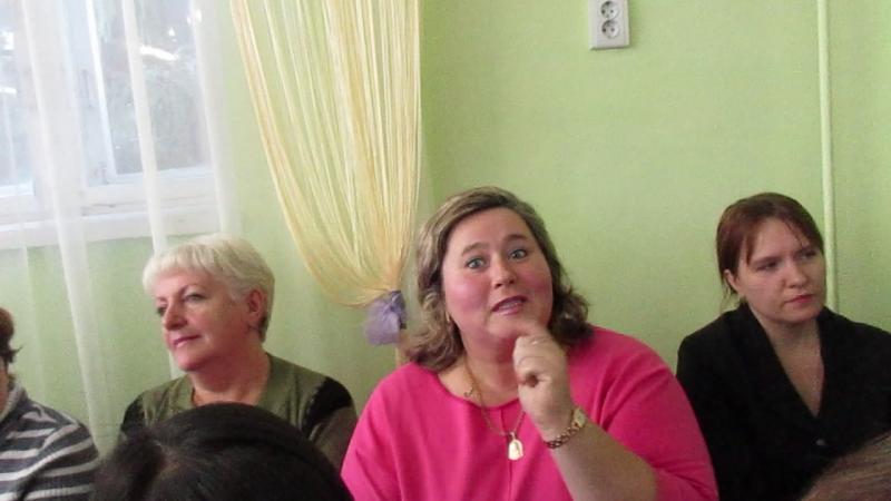 MVI 1545 Мастер класс Русский сувенир в 95 детском саду г Омска