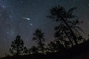 Time lapse of the peak of the 2016 Perseid meteor shower over Noble Canyon