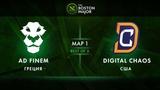 Ad Finem vs Digital Chaos - map 1 - The Boston Major