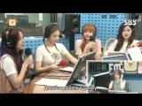 JBP 170705 BLACKPINK at Park Sohyun's Love Game Radio Show рус.саб