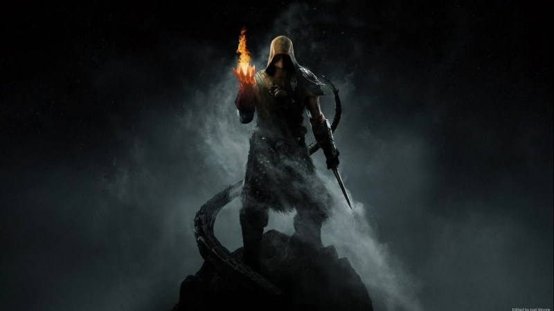 TES V: Skyrim ⇒ 1 Легендарный охотник за реликвиями!