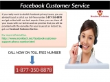 Get instant help from Facebook Customer Service 1-877-350-8878 executives