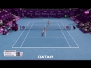 Теннис WTA Доха Хард Свитолина Элина Вондроушова Маркета 2 0 6 2 6 4