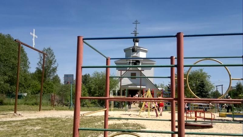 Колокола в Мшинской