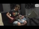DI ProMixMaster. С Тёмой(GreenLandia) записываем гитару.