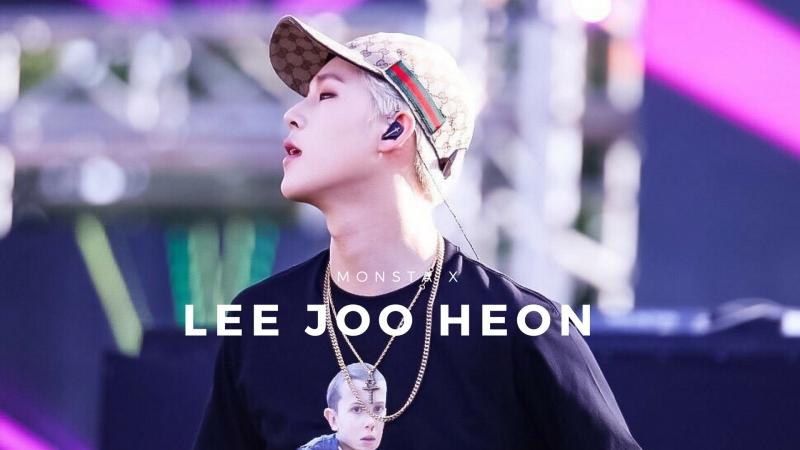 LEE JOO HEON | MONSTA X