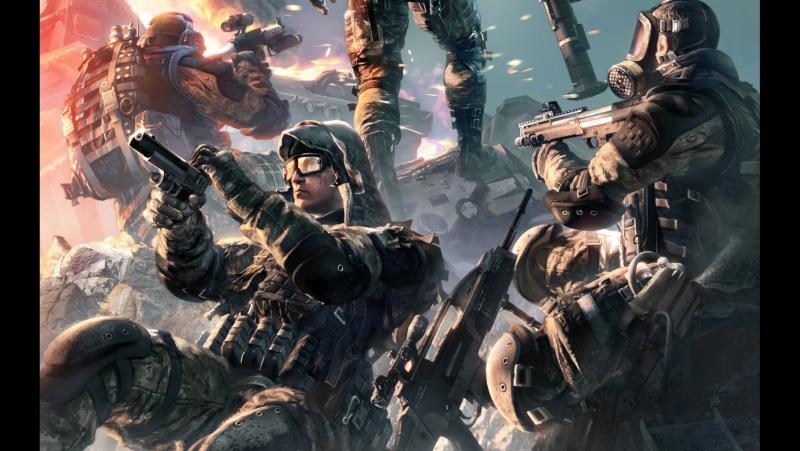 Первые шаги в Warface и баги которые можно увидеть на пве миссиях после обновления!