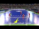 Россия - Португалия 2:3, (ФУТЗАЛ ЧЕ 1/2 финала), обзор матча 8.02.2018