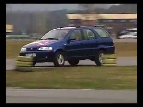 Test 10 - Janusz Kulig i Fiat Palio Weekend