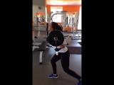 Тренировка от Дианы Тутаевой