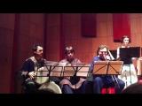 Ансамбль старинной музыки Мадригал - Laudemus Virginem - Камерный зал Московской Филармонии 31марта 2013 года