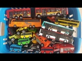 Review 66 Toy Cars for Boys Video For Kids in the box