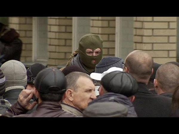 Райотделы милиции в Донецкой области переходят под контроль антимайдана