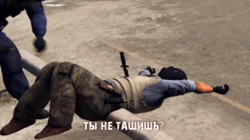 [CS GO Гимн] Тупой Смурф SFM (original song by MiaRissyTV) (1)