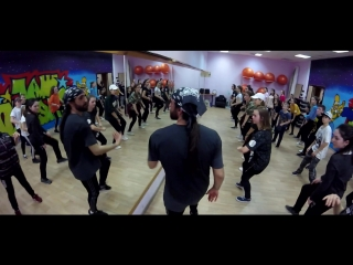 HIP HOP CLASS by Koutieba in ISTRA
