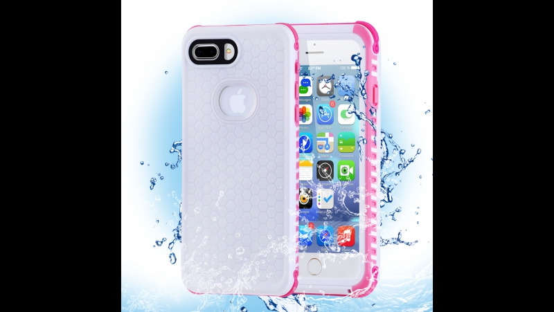 For iphone X Case Swim Dive Shell Protector for iPhone 7 Case