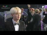 [PERF] 171202 BTS SUGA & SURAN Win Hot Trend Award @ Melon Music Awards 2017