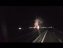 2017.10.30_191139 Автобан 3 сгорела машина.